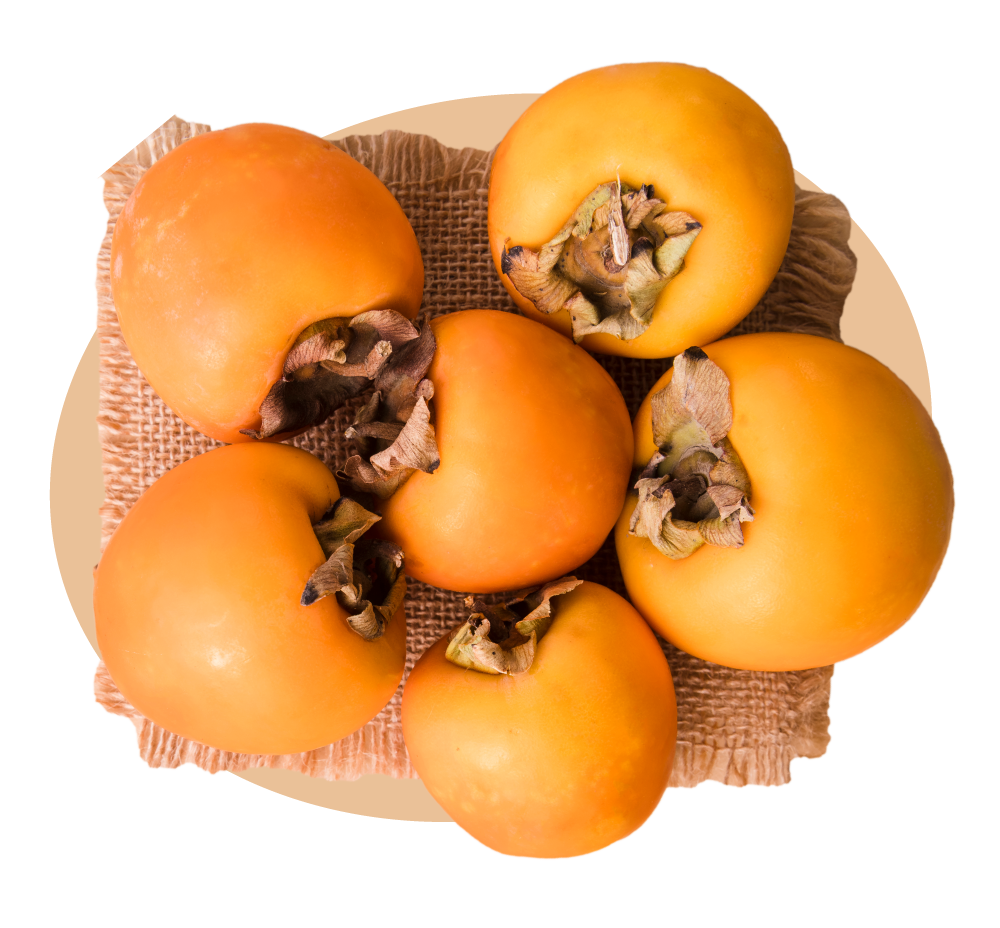 Ready To Eat, California Grown Simmis™ Fuyu Persimmons